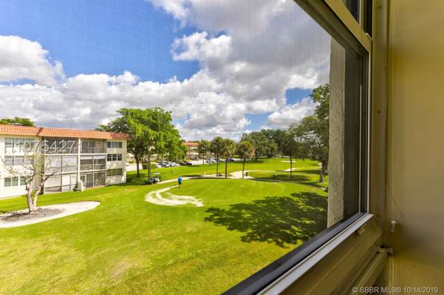 681 S Hollybrook Dr #304, Pembroke Pines, FL 33025 (MLS #H10754271) :: RE/MAX Presidential Real Estate Group