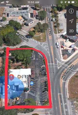 11720 NE 2nd Ave, Miami, FL 33161 (MLS #H10755090) :: Green Realty Properties