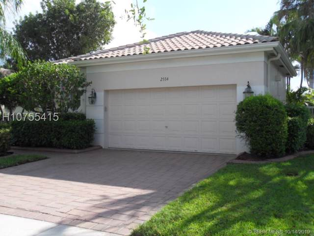 2554 Bay Pointe Dr, Weston, FL 33327 (MLS #H10755415) :: Green Realty Properties