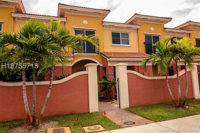 3504 NW 29th Pl #3504, Lauderdale Lakes, FL 33311 (MLS #H10755713) :: RE/MAX Presidential Real Estate Group