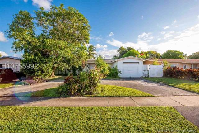 4820 NW 39th St, Lauderdale Lakes, FL 33319 (MLS #H10755992) :: RE/MAX Presidential Real Estate Group