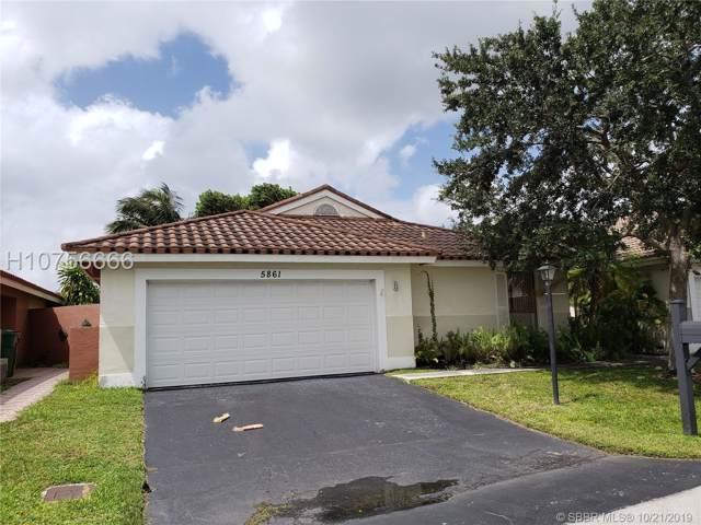 5861 Bristol Ln, Davie, FL 33331 (MLS #H10756666) :: RE/MAX Presidential Real Estate Group