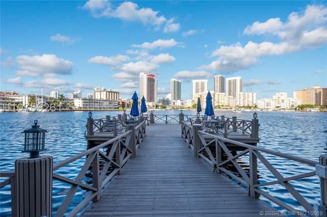 430 Golden Isles Dr #705, Hallandale, FL 33009 (MLS #H10759261) :: RE/MAX Presidential Real Estate Group