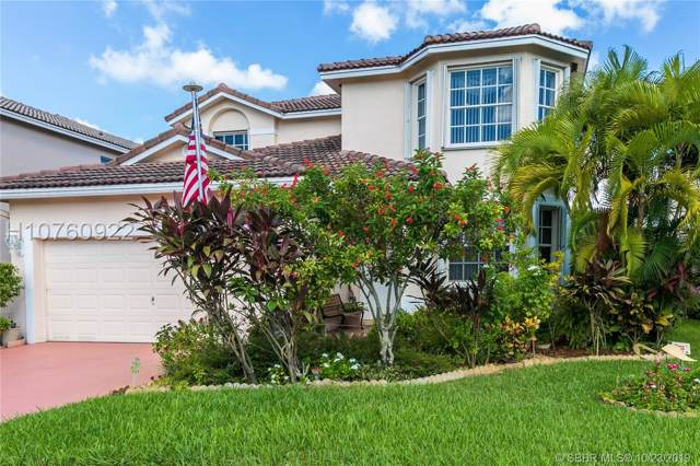 16573 NW 21st St, Pembroke Pines, FL 33028 (MLS #H10760922) :: RE/MAX Presidential Real Estate Group