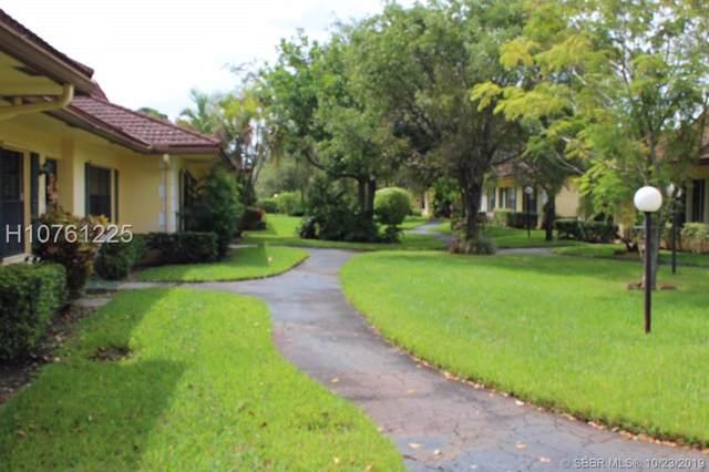 2311 SW 70th Ave #42, Davie, FL 33317 (MLS #H10761225) :: RE/MAX Presidential Real Estate Group