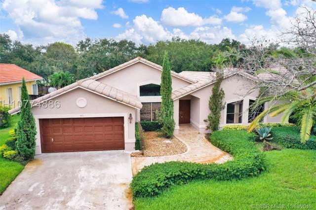 1011 NW 93rd Ter, Plantation, FL 33322 (MLS #H10774886) :: Green Realty Properties