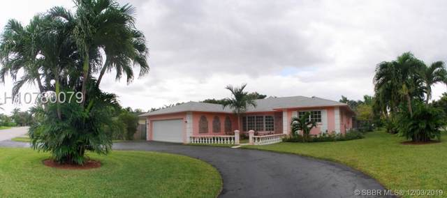 3691 NW 5th Ave, Oakland Park, FL 33309 (MLS #H10780079) :: RE/MAX Presidential Real Estate Group