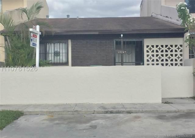 19547 NW 55th Cir Pl #5, Miami Gardens, FL 33055 (MLS #H10781526) :: RE/MAX Presidential Real Estate Group