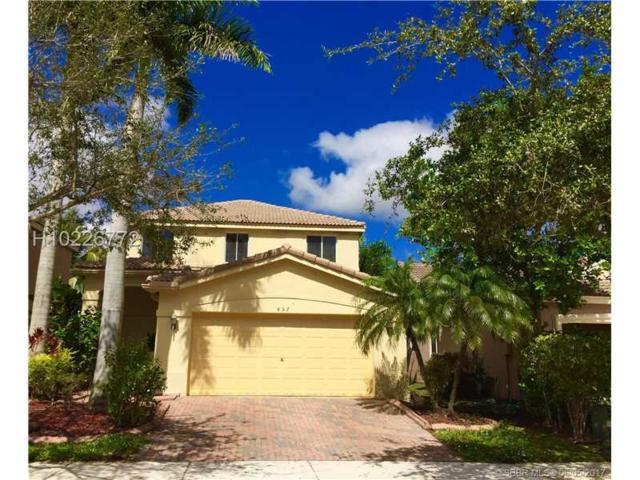 457 Conservation Dr, Weston, FL 33327 (MLS #H10226772) :: Green Realty Properties