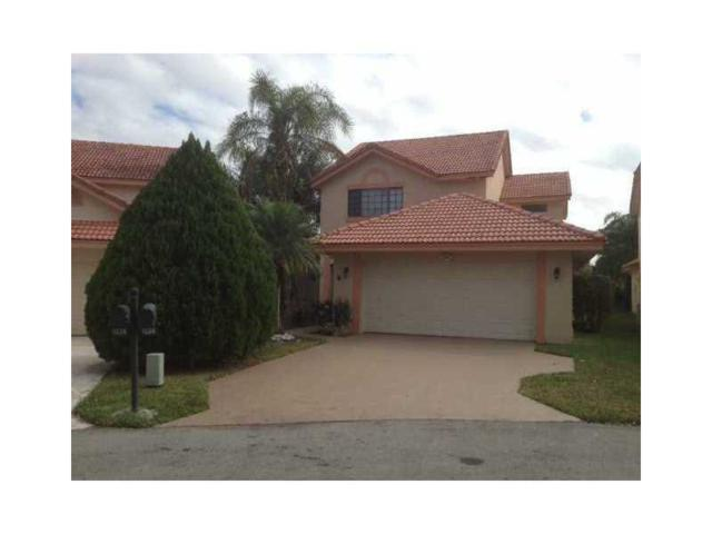1834 NW 94th Ave, Plantation, FL 33322 (MLS #H10134280) :: Green Realty Properties