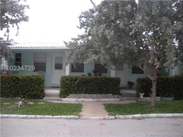 5901 N Ocean Dr, Hollywood, FL 33019 (MLS #H10234729) :: Green Realty Properties