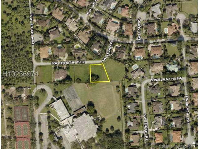 Vacant Lot Vacant Lot, Palmetto Bay, FL 33157 (MLS #H10236974) :: Green Realty Properties