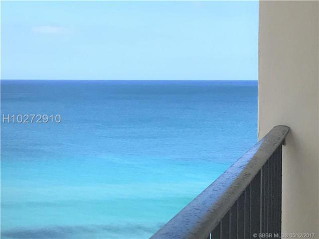 1904 S Ocean Dr #1201, Hallandale, FL 33009 (MLS #H10272910) :: RE/MAX Presidential Real Estate Group