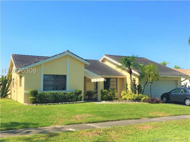 10502 NW 5th St, Plantation, FL 33324 (MLS #H10276306) :: RE/MAX Presidential Real Estate Group