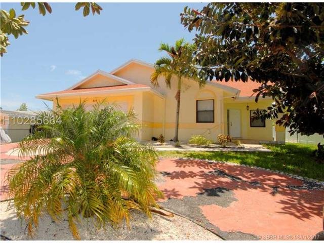 414 SE 3rd St, Dania Beach, FL 33004 (MLS #H10285664) :: Green Realty Properties
