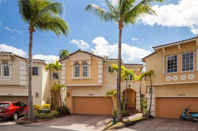 20865 NE 30th Pl, Aventura, FL 33180 (MLS #H10393584) :: RE/MAX Presidential Real Estate Group
