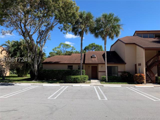 201 Lakeview Dr #201, Royal Palm Beach, FL 33411 (MLS #H10617249) :: RE/MAX Presidential Real Estate Group