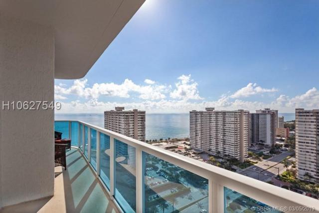 1945 S Ocean Dr #2203, Hallandale, FL 33009 (MLS #H10627549) :: RE/MAX Presidential Real Estate Group