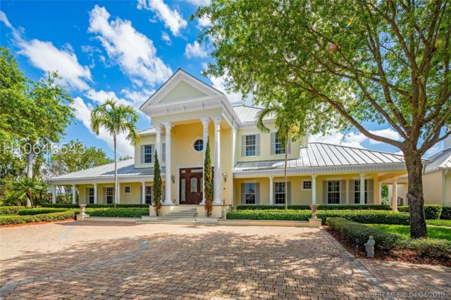 13590 Stirling Rd, Southwest Ranches, FL 33330 (MLS #H10646543) :: RE/MAX Presidential Real Estate Group