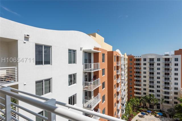 18800 NE 29th Avenue Ph28, Aventura, FL 33180 (MLS #H10654711) :: Green Realty Properties