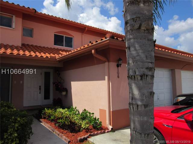 20818 San Simeon Way #106, Miami, FL 33179 (MLS #H10664991) :: RE/MAX Presidential Real Estate Group