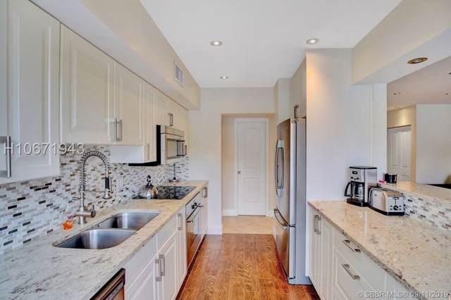250 180th Dr #154, Sunny Isles Beach, FL 33160 (MLS #H10671943) :: Green Realty Properties