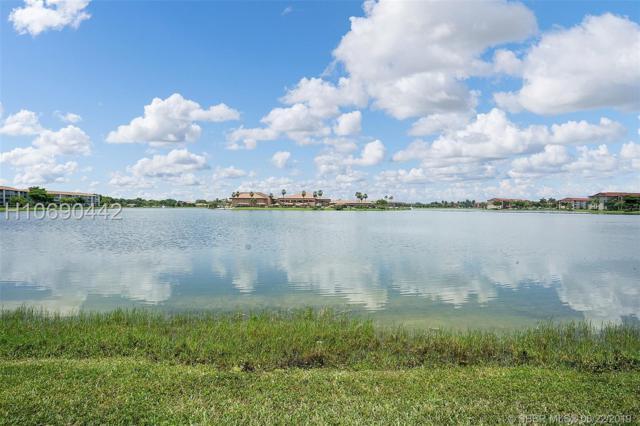 13355 SW 16th Ct 111E, Pembroke Pines, FL 33027 (MLS #H10690442) :: Green Realty Properties