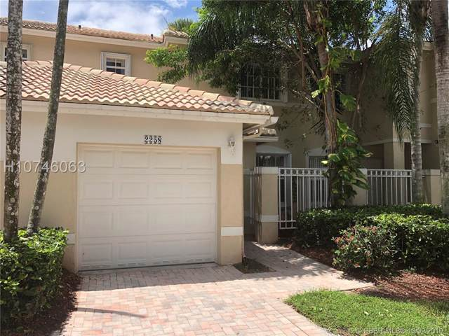 689 NW 170 Terrace, Pembroke Pines, FL 33028 (MLS #H10746063) :: Green Realty Properties