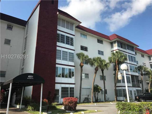 4851 NW 21st St #304, Lauderhill, FL 33313 (MLS #H10276291) :: RE/MAX Presidential Real Estate Group