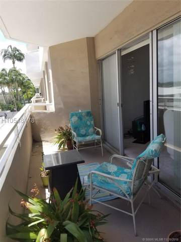 1965 S Ocean Dr 2E, Hallandale, FL 33009 (MLS #H10548178) :: RE/MAX Presidential Real Estate Group