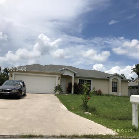 541 SW Fairway Ave, Port St. Lucie, FL 34983 (MLS #H10593486) :: Green Realty Properties