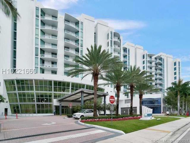 3029 NE 188th St #721, Aventura, FL 33180 (MLS #H10221660) :: Green Realty Properties