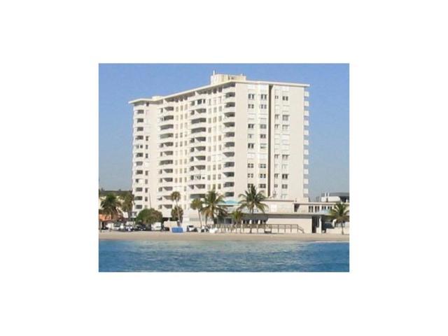 3111 N Ocean Dr #312, Hollywood, FL 33019 (MLS #H908307) :: Green Realty Properties