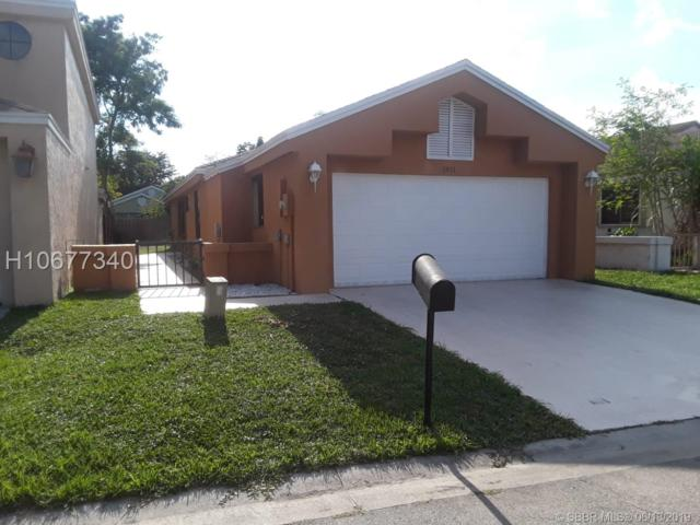 1911 NW 35th Ave, Coconut Creek, FL 33066 (MLS #H10677340) :: Green Realty Properties