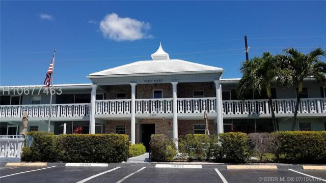 2109 NE 68th Street #104, Fort Lauderdale, FL 33308 (MLS #H10677463) :: Green Realty Properties