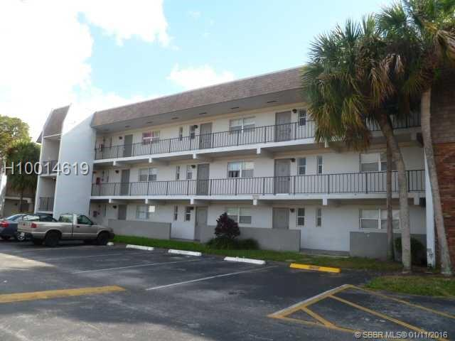 7960 Colony Cir #309, Tamarac, FL 33321 (MLS #H10014619) :: Green Realty Properties