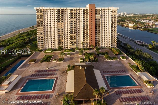 1201 Ocean Drive 2305N, Hollywood, FL 33019 (MLS #H10054054) :: Green Realty Properties