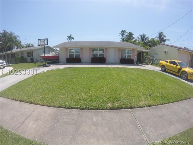 328 2nd Ct, Dania Beach, FL 33004 (MLS #H10293301) :: Green Realty Properties