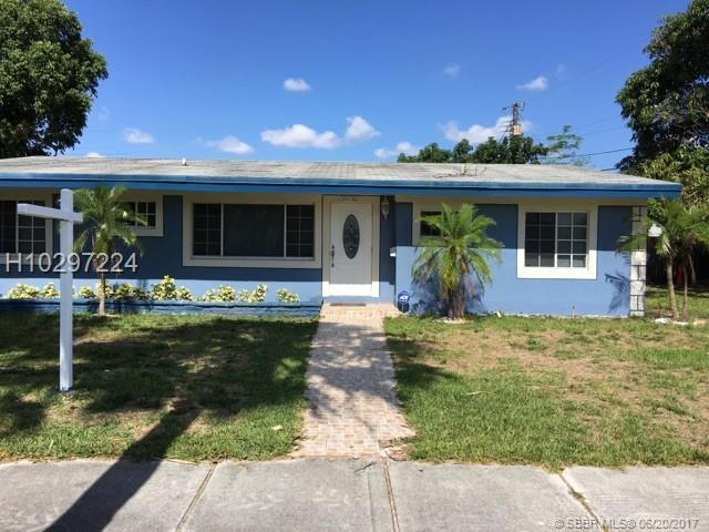 19730 3rd Ct, Miami Gardens, FL 33169 (MLS #H10297224) :: RE/MAX Presidential Real Estate Group