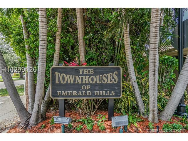 1401 St. Andrews Road #150, Hollywood, FL 33021 (MLS #H10299126) :: RE/MAX Presidential Real Estate Group