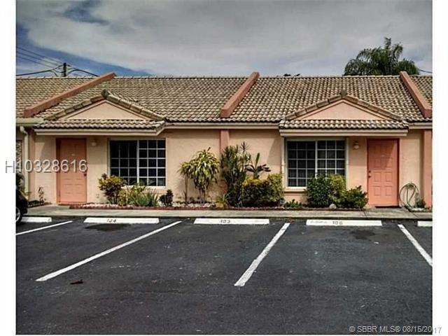 500 3rd St #102, Hallandale, FL 33009 (MLS #H10328616) :: RE/MAX Presidential Real Estate Group