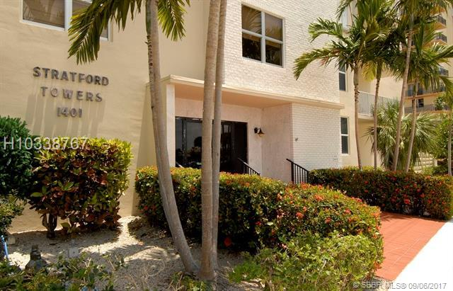 1401 Ocean Dr #406, Hollywood, FL 33019 (MLS #H10338767) :: Green Realty Properties
