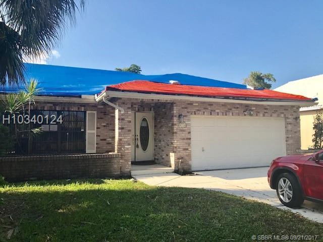 9110 41st Mnr, Coral Springs, FL 33065 (MLS #H10340124) :: Green Realty Properties