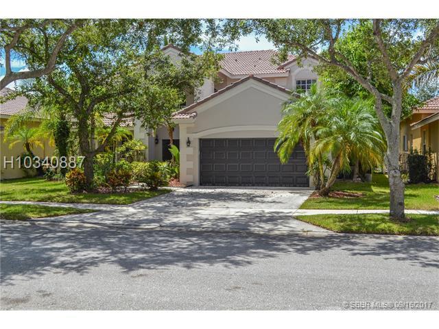 805 Crestview Cir, Weston, FL 33327 (MLS #H10340887) :: Green Realty Properties