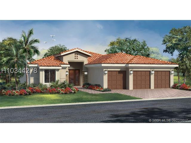 10521 Marin Ranches Drive, Cooper City, FL 33328 (MLS #H10344278) :: Green Realty Properties