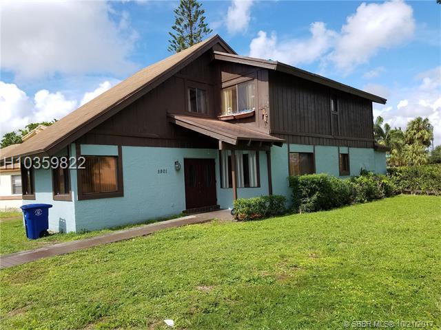 8801 21st St, Miramar, FL 33025 (MLS #H10359822) :: Green Realty Properties