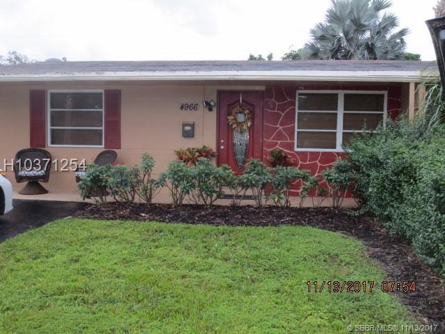 4966 93rd Ave, Cooper City, FL 33328 (MLS #H10371254) :: Green Realty Properties