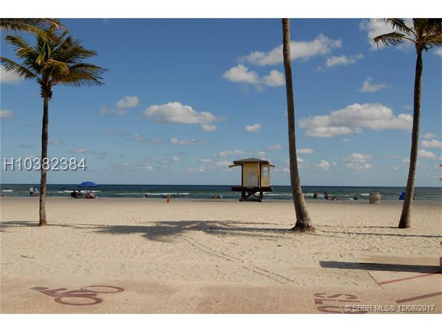 322 Virginia St #11, Hollywood, FL 33019 (MLS #H10382384) :: Green Realty Properties