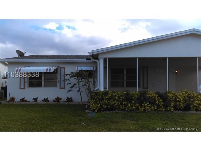 7220 6 CT, Margate, FL 33063 (MLS #H10388338) :: Green Realty Properties