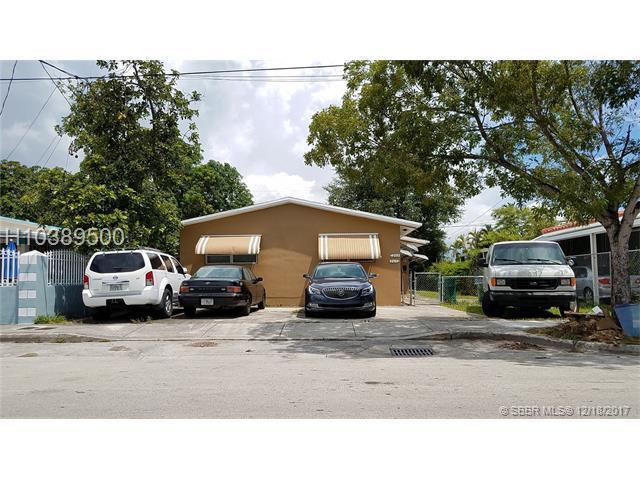 267 59th Ter, Miami, FL 33127 (MLS #H10389500) :: Green Realty Properties